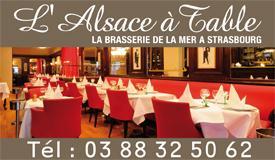 L'Alsace à Table