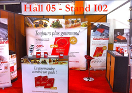 Hall n°5 Stand I02
