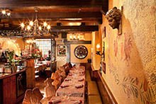 Table de Honau salle