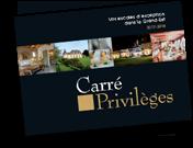 Guide Carré Privilèges 2017-2018