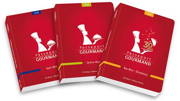 Passeport Gourmand 30 ans