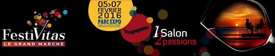 FestiVitas du 5 au 7 février 2016 - parc Expo Mulhouse