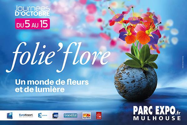 Journées d'Octobre et Folie'Flore