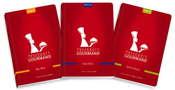 Passeport Gourmand édition 2018-2019